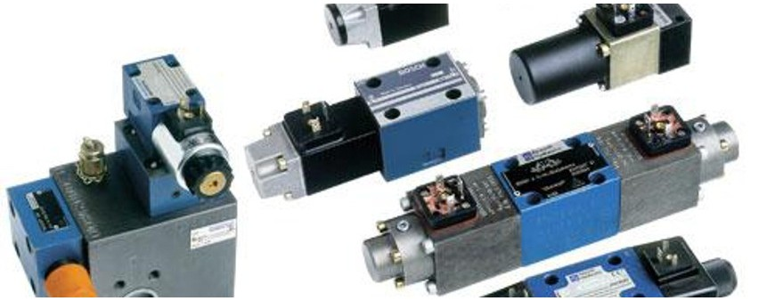 Valves and solenoid valves hydraulics