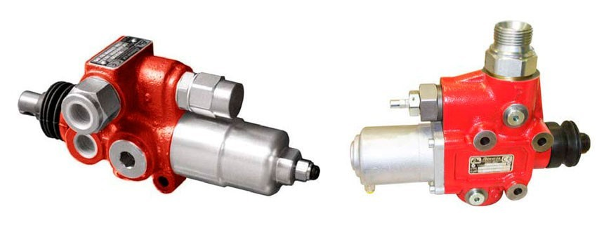 Valves and solenoid valves pneumatic