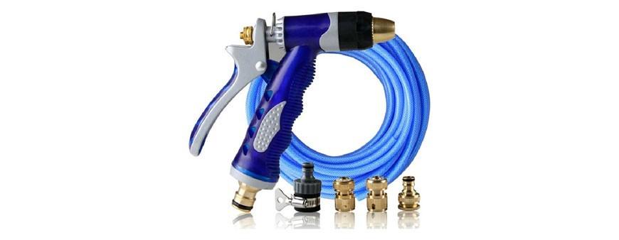 High pressure wash guns