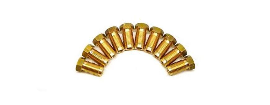 Copper tube fittings
